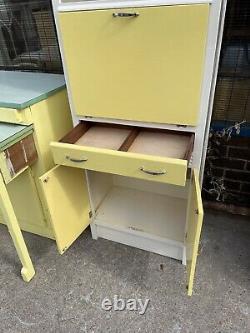 1950/60s Vintage Kitchenette Larder Unit Kitchen Cupboard