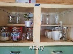1950s / 60s Retro Vintage Kitchen Cabinet / Unit, Larder / Pantry