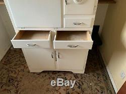 1950s / 60s Vintage Kitchen Dresser Cabinet Larder Pantry Cupboard Delivery Poss