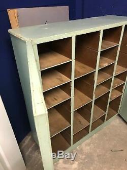 1950s Kitchen Cupboard Linen Unit Storage Vintage Retro Cabinet