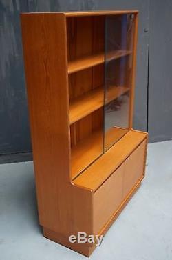 3 Mid Century Dressers Cabinets Teak Vintage Retro WE CAN DELIVER