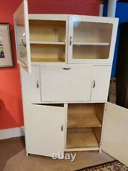 50's 60's kitchen cabinet larder unit