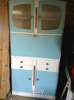 50s/60s MAID MARION KITCHEN LARDER CABINET CUPBOARD RETRO VINTAGE