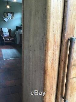 Antique kitchen Larder Pine cupboard KUBBYLAND Cabinet vintage retro Housekeeper