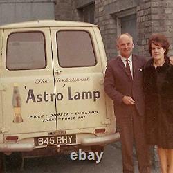 Astro Lava Lamp The Original Brighter Clearer Liquids Violet Red Indoor Lighting