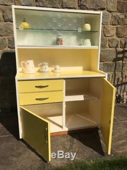 Freestanding Vintage/Retro kitchen unit Mid Century 1950s