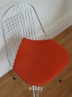 GENUINE CHARLES EAMES DKR CHAIR FOR VITRA 12 available, retro kitchen dining