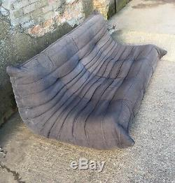 Grey Ligne Roset Togo Large Sofa