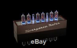 IN-14 NIXIE Tubes Clock (Musical, USB, RGB, Arduino) Divergence Meter GRA&AFCH