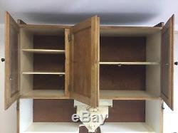 Kitchen Cabinet House Keepers Cupboard Oak Larder By Easiwork