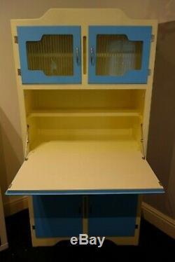 Kitchen Cabinet Larder / Pantry Unit / Retro / Vintage 1950's Style