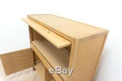 Large Vintage Habitat Blonde Oak Kitchen Larder Storage Cupboard /1335