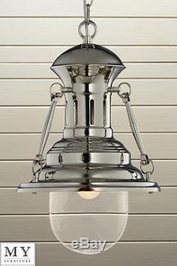 Maxime Nautical Fishermans Pendant Kitchen Hallway Light Edison Bulb included