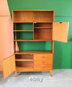 Mid Century Stonehill Room Divider, Teak, Retro, Vintage, Shelving Unit