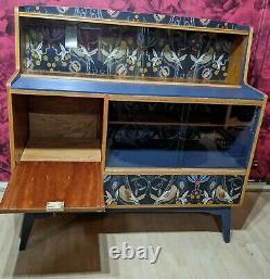 Mid century vintage retro sideboard display cabinet cupboard dining storage