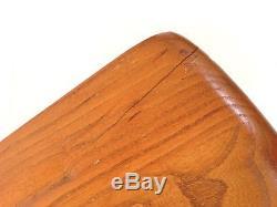 ORIGINAL VINTAGE RETRO ERCOL SOLID ELM & BEECH SIDEBOARD / CABINET 1950s Rare