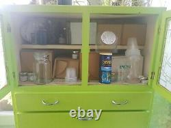 Original1950s KITCHEN CABINET. Good condition for age