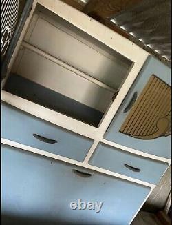 Original 1950s kitchen larder