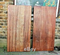 Reclaimed Iroko School Science Lab Worktops/Tables Many sizes also available