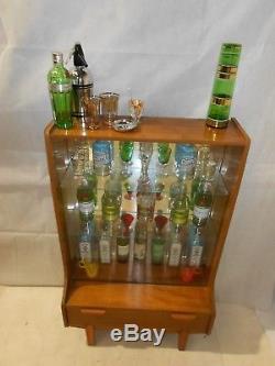 Retro Teak Bar Vintage Cocktail Bar Home Bar Drinks Cabinet Probably Turnidge