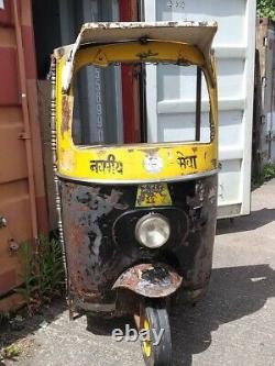Retro Vintage Indian Tuk Tuk Bar free delivery