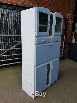 Retro Vintage Kitchen Cabinet (Freestanding)