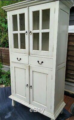 Retro larder medicine kitchen cupboard