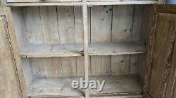 Solid Wood Vintage Wooden Dresser