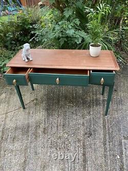 Stag minstrel Console Desk Dressing Table Vintage Retro