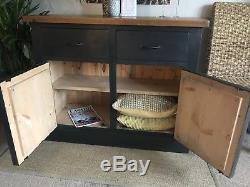 Stunning Old Vintage Pine Dresser /Sideboard