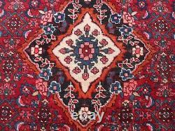 Very large huge vintage rug carpet wool 206 x 128 cm per-sian