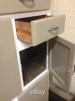 Vintage 1950/60's Kitchen Larder Cabinet by Spasave