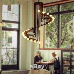 Vintage Chandelier Lighting Home Industrial Ceiling Lights Kitchen Pendant Light