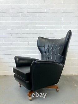 Vintage G Plan 6350 Blofeld Armchair Chair Teak Retro Danish Mid Century