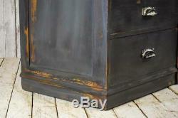 Vintage Industrial Kitchen Housekeepers Cupboard Cabinet Wardrobe (inc VAT)