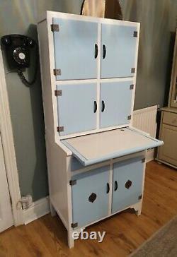 Vintage Kitchen Larder Cabinet
