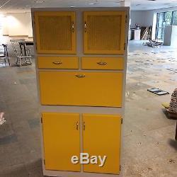 Vintage Restyled Painted Larder unit- 229