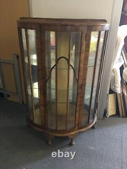 Vintage Retro 1960s Glass Gin, Cocktail, Drinks Cabinet