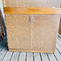 Vintage Retro Eastham 1950-60's Kitchen Dresser Cabinet Larder Pantry Cupboard