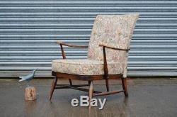 Vintage Retro Ercol Lounge Chair