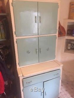 Vintage Retro Kitchen Dresser Larder Pantry 1940 1950 Kitchenette Cupboard