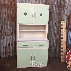 Vintage Retro Kitchen Dresser Larder Pantry 1950 Rockabilly Kitchenette Cupboard