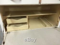 Vintage Retro Kitchenette Kitchen Larder Storage Cupboard Cabinet 1950s 1960s