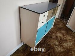 Vintage Retro Lebus Dinette Larder Cupboard Cabinet Kitchen Sideboard 50s 60's