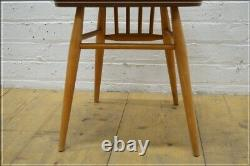 Vintage dining kitchen chair Ercol blonde elm beech UK DELIVERY