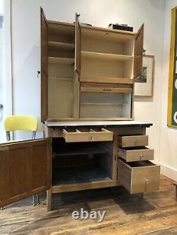Vintage kitchen cabinet cupboard retro 1930s Easiwork