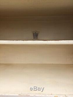 Vintage kitchen larder cupboard Retro