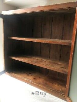 Wall Cabinet Vintage Chic Cupboard Storage Unit