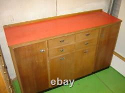 1950's Vintage Autostanding Kitchen Unit Whiteleaf Furniture Collection Seulement