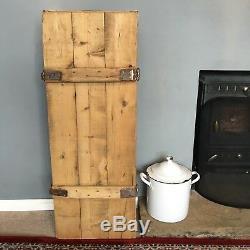 Armoire De Coffre Coffre En Bois Rustique Vintage Armoire Placard Cuisine Cuisine Recyclée